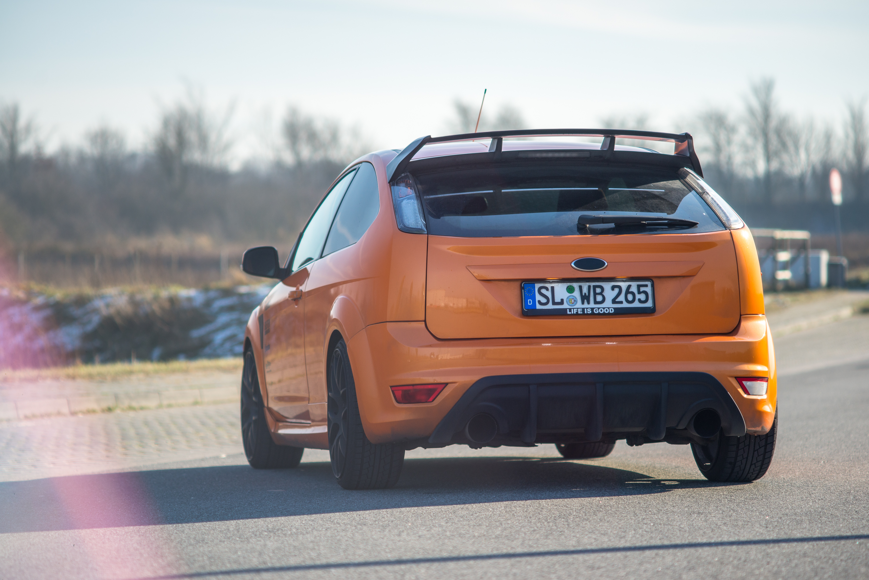 ford focus st mk tuning life  good df automotive