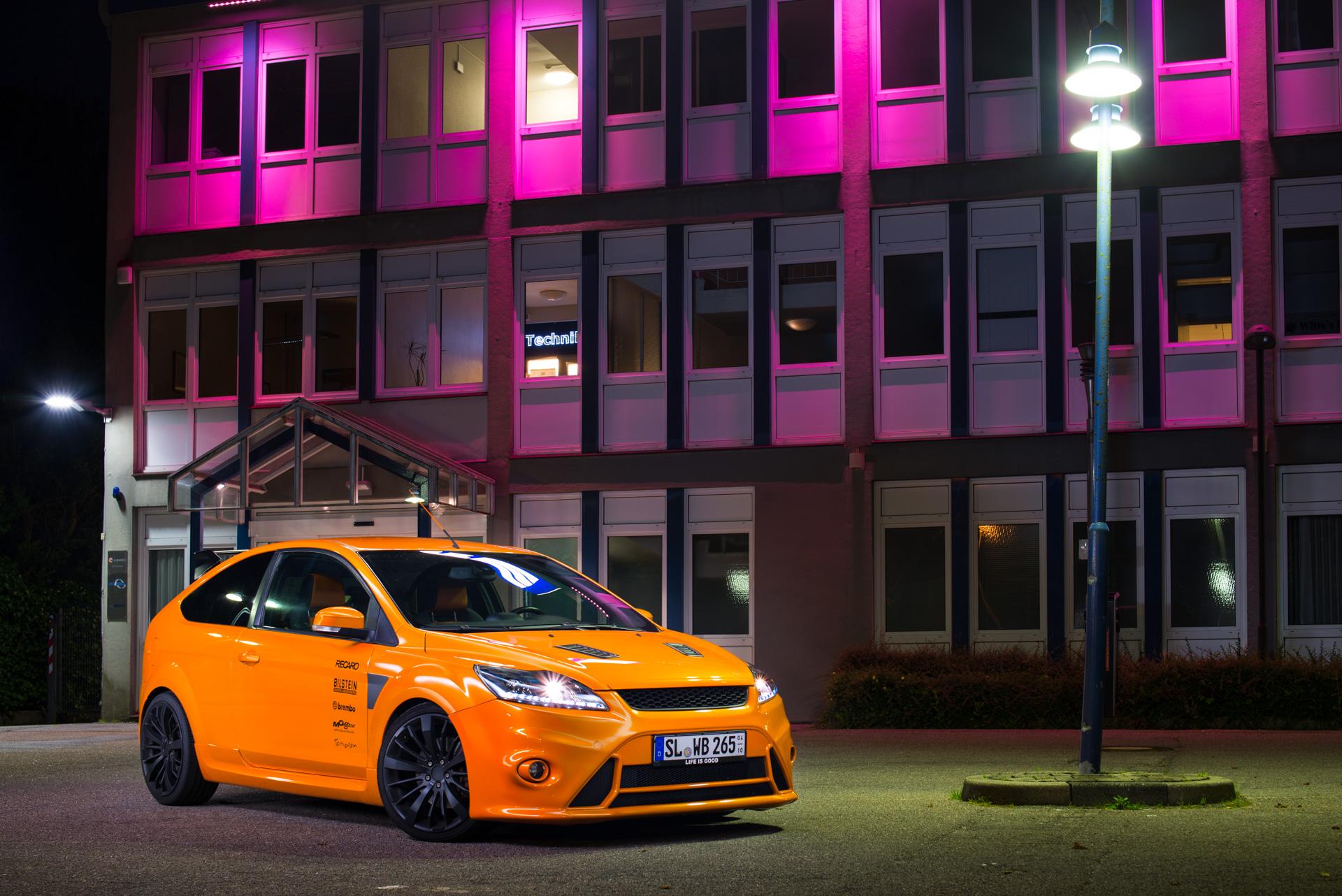 Ford Focus ST MK2 Tuning: Hier ist nichts mehr, wie es mal war. Willy zeigt: Tunen ist mehr als nur Felgen und Fahrwerk.